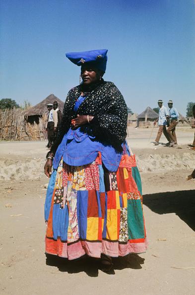 Botswana「Herero Woman」:写真・画像(11)[壁紙.com]