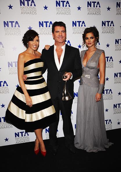 Sleeveless Dress「National Television Awards 2010 - Winners Boards」:写真・画像(6)[壁紙.com]