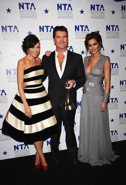 Sleeveless Dress「National Television Awards 2010 - Winners Boards」:写真・画像(9)[壁紙.com]