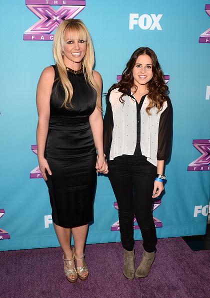"Brown Boot「Fox's ""The X Factor"" Season Finale News Conference」:写真・画像(17)[壁紙.com]"