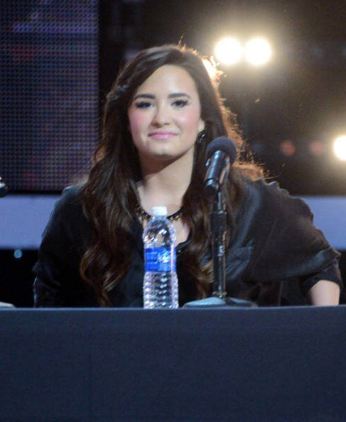 """Spiked「Fox's """"The X Factor"""" Season Finale News Conference」:写真・画像(6)[壁紙.com]"""