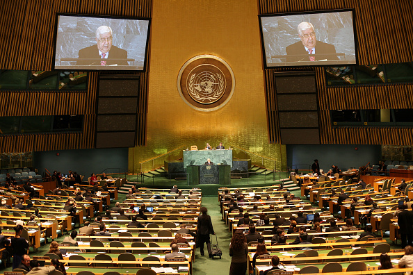 United Nations Building「Heads Of State Address United Nations General Assembly」:写真・画像(18)[壁紙.com]