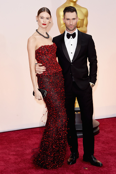 Couple - Relationship「87th Annual Academy Awards - Arrivals」:写真・画像(1)[壁紙.com]