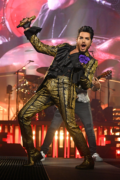 Males「Queen + Adam Lambert In Concert - New York, NY」:写真・画像(19)[壁紙.com]