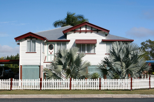 Corrugated Iron「Beautiful Old Queenslander home」:スマホ壁紙(5)