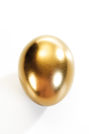 Animal Egg「Golden egg, elevated view, close-up」:スマホ壁紙(13)