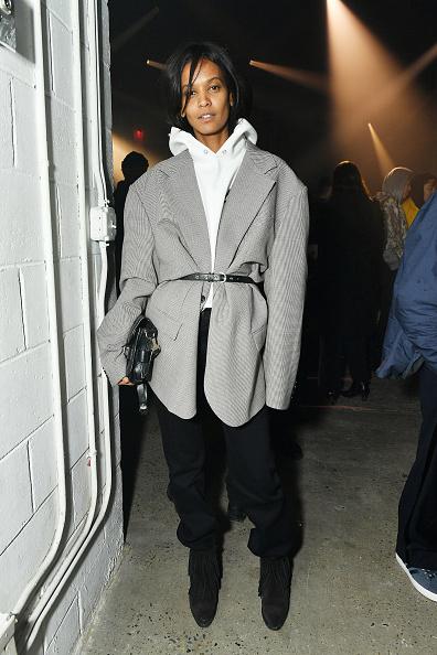 Suede「Raf Simons - Front Row - February 2018 - New York Fashion Week Mens'」:写真・画像(8)[壁紙.com]