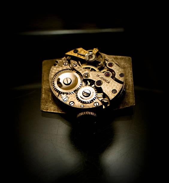 The Workings Of A Mechanical Watch:スマホ壁紙(壁紙.com)