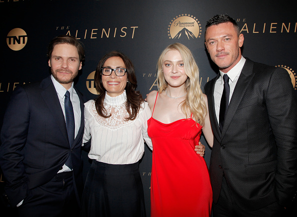 テレビ番組「Premiere Of TNT's 'The Alienist' - Red Carpet」:写真・画像(5)[壁紙.com]
