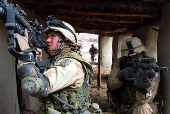 Operation Anaconda「United States Forces in Eastern Afghanistan Battle the al Qaida and Taliban」:写真・画像(7)[壁紙.com]