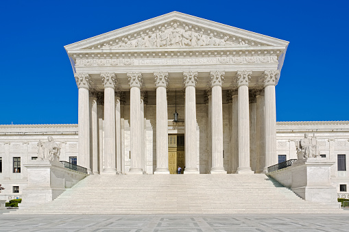 US Supreme Court Building「United States Supreme Court」:スマホ壁紙(4)