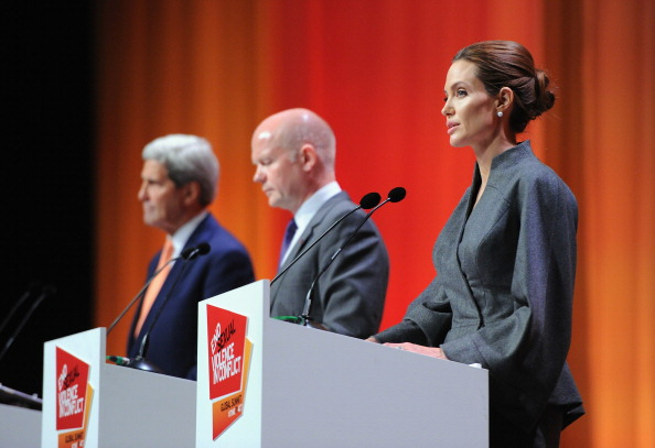 Eamonn M「Global Summit To End Sexual Violence In Conflict」:写真・画像(16)[壁紙.com]