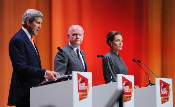 Eamonn M「Global Summit To End Sexual Violence In Conflict」:写真・画像(6)[壁紙.com]