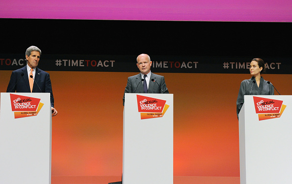 Eamonn M「Global Summit To End Sexual Violence In Conflict」:写真・画像(15)[壁紙.com]