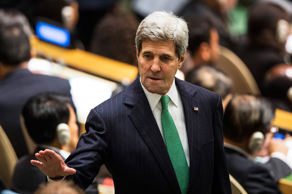 John Kerry「United Nations Hosts World Leaders For Annual General Assembly」:写真・画像(13)[壁紙.com]
