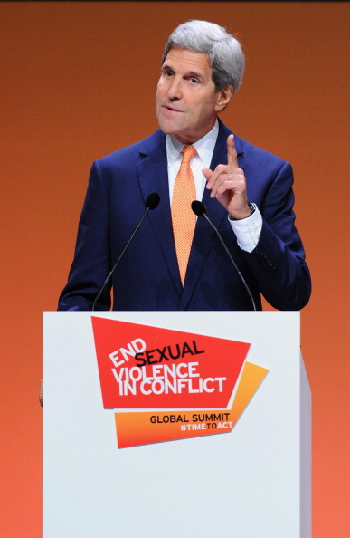 Eamonn M「Global Summit To End Sexual Violence In Conflict」:写真・画像(12)[壁紙.com]