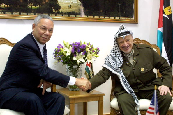 Emotional Stress「Colin Powell And The Israeli-Palestinian Conflict」:写真・画像(13)[壁紙.com]