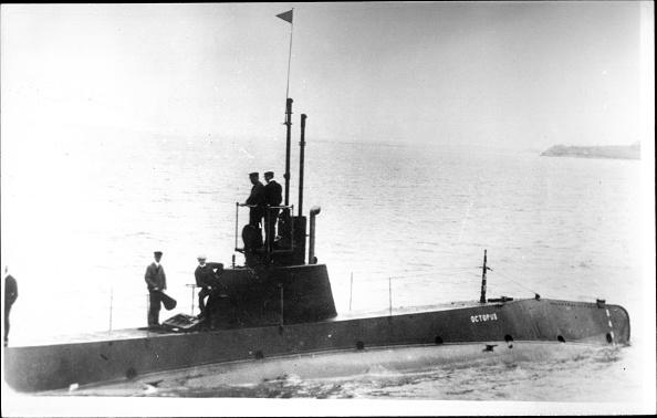 Octopus「United States Navy Submarine USS Octopus C1 SS 9」:写真・画像(6)[壁紙.com]