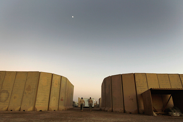 Middle East「U.S. Forces Prepare To Withdraw From Iraq After 8-Year Presence」:写真・画像(3)[壁紙.com]