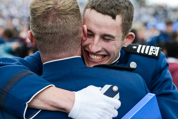 Michael Ciaglo「President Trump Delivers Remarks At US Air Force Academy Graduation Ceremony」:写真・画像(17)[壁紙.com]