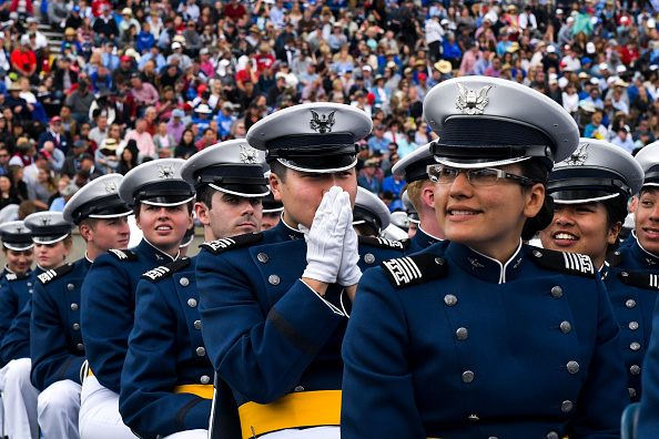Michael Ciaglo「President Trump Delivers Remarks At US Air Force Academy Graduation Ceremony」:写真・画像(14)[壁紙.com]