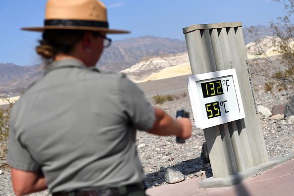 Heat - Temperature「Extreme Heat Settles Over California」:写真・画像(6)[壁紙.com]
