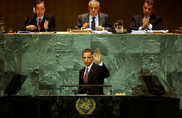 United Nations Building「World Leaders Attend First Day Of UN General Assembly」:写真・画像(0)[壁紙.com]
