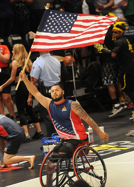 Lake Buena Vista「Invictus Games Orlando 2016 - Day 4 - Wheelchair Basketball Finals」:写真・画像(2)[壁紙.com]