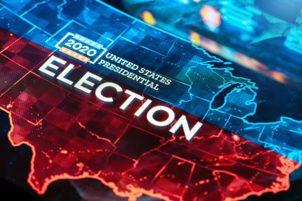 United States Presidential Election 2020:スマホ壁紙(壁紙.com)