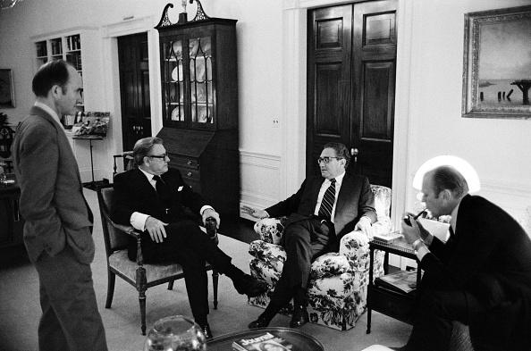 Vice President「President Gerald Ford With Staff」:写真・画像(18)[壁紙.com]