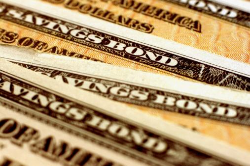 Stock Certificate「United States Treasury (EE Savings) Bond - Horizontal Close-Up」:スマホ壁紙(3)