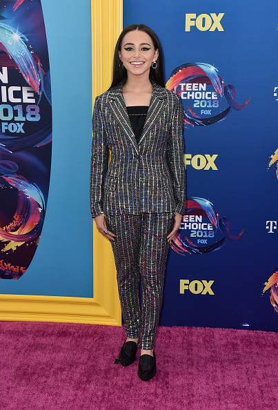 Fox Photos「FOX's Teen Choice Awards 2018 - Arrivals」:写真・画像(4)[壁紙.com]