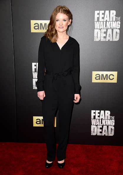 ウォーキング・デッド シーズン2「Premiere Of AMC's 'Fear The Walking Dead' Season 2 - Arrivals」:写真・画像(12)[壁紙.com]