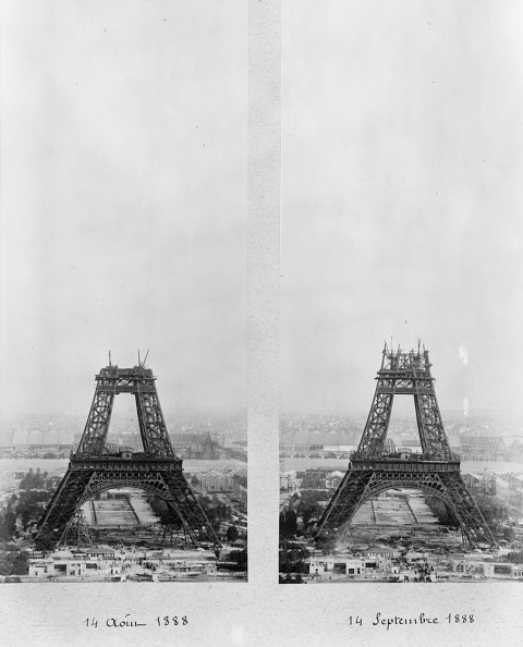 Built Structure「Eiffel Rising」:写真・画像(16)[壁紙.com]