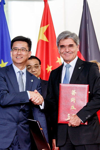 Cloud Computing「Germany And China Hold Government Consultations」:写真・画像(18)[壁紙.com]