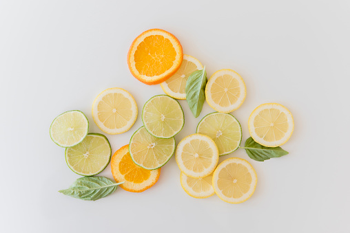 Mint Leaf - Culinary「Orange, lemon and lime slices」:スマホ壁紙(13)