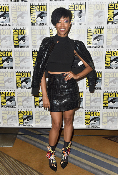 "Comic con「Comic-Con International 2018 -  ""Star Trek: Discovery"" Press Conference And Red Carpet」:写真・画像(10)[壁紙.com]"