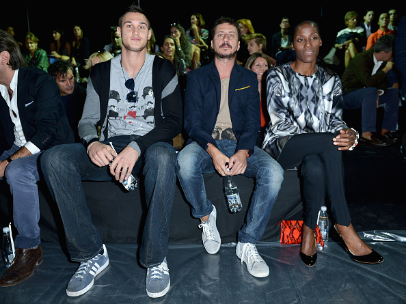 Milano Moda Donna「Iceberg - Front Row - Milan Fashion Week Womenswear S/S 2013」:写真・画像(9)[壁紙.com]