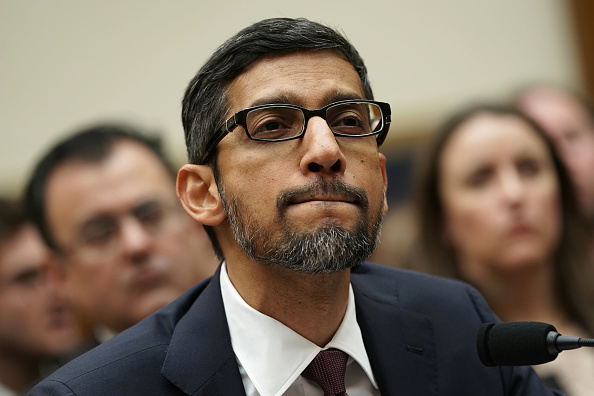 CEO「Google CEO Sundar Pichai Testifies Before House Judiciary Committee」:写真・画像(16)[壁紙.com]