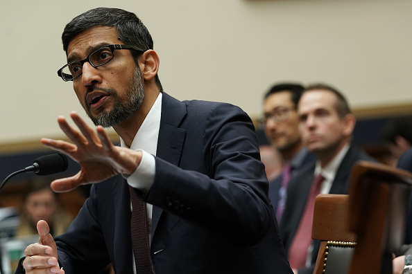 CEO「Google CEO Sundar Pichai Testifies Before House Judiciary Committee」:写真・画像(5)[壁紙.com]