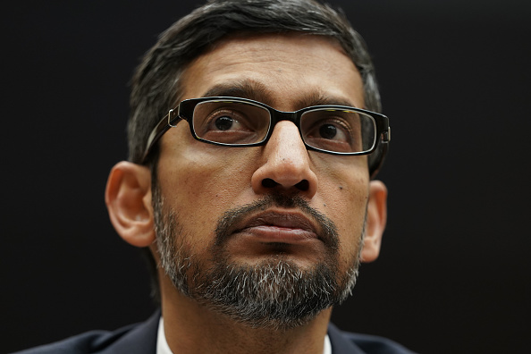 CEO「Google CEO Sundar Pichai Testifies Before House Judiciary Committee」:写真・画像(2)[壁紙.com]