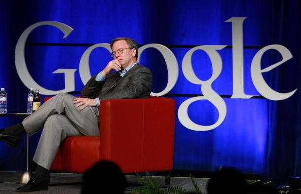 CEO「Speaker Pelosi Tours Google With CEO Eric Schmidt」:写真・画像(12)[壁紙.com]