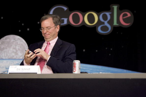 Conference Phone「NASA And Google Make Joint Announcement」:写真・画像(12)[壁紙.com]