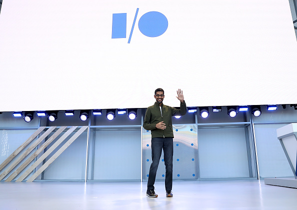 Silicon Valley「Google Hosts Its Annual I/O Developers Conference」:写真・画像(19)[壁紙.com]