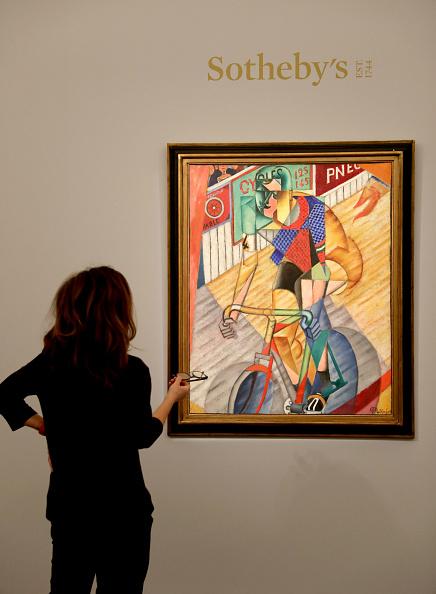 Tristan Fewings「Impressionist, Modern & Surrealist Art Evening Sale Preview at Sotheby's London」:写真・画像(10)[壁紙.com]