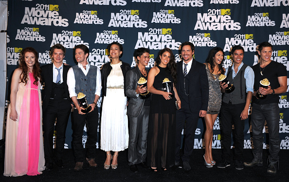 Twilight「2011 MTV Movie Awards - Press Room」:写真・画像(19)[壁紙.com]
