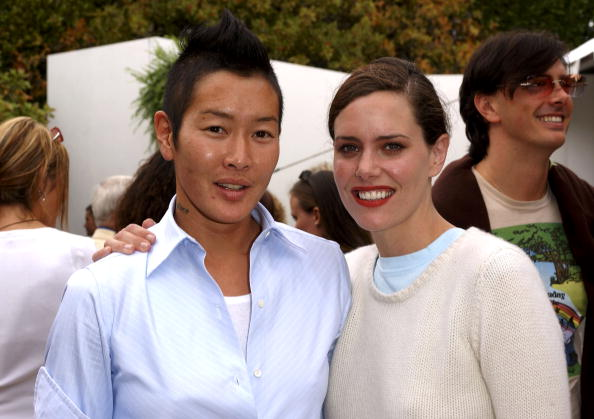 Jenny Shimizu「Amber Valetta Hosts Fall Fashion Fundraiser For Friendly House And CLARE 」:写真・画像(13)[壁紙.com]