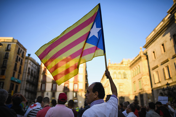 Catalonia「Madrid And Barcelona Vie For Control In Catalan Crisis」:写真・画像(17)[壁紙.com]
