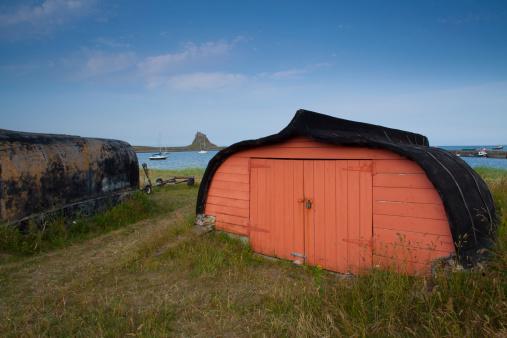 アーラン島「England, Northumberland, Lindisfarne / Holy Island」:スマホ壁紙(15)