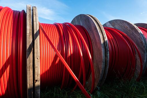 Cable「Broadband cable coils」:スマホ壁紙(2)